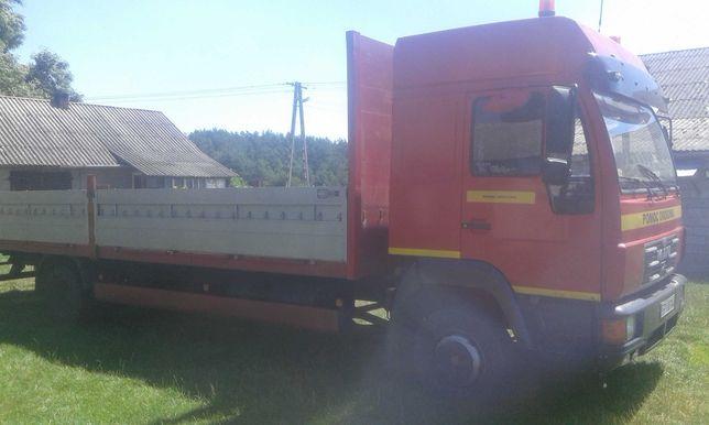 Laweta, transport maszyn, przewóz rzeczy, transport zbóż