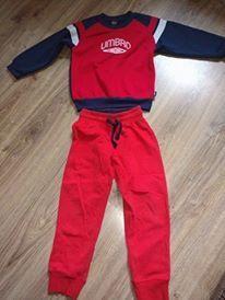 Bluza Umbro rozmiar 104 / 110 + 3 pary spodni