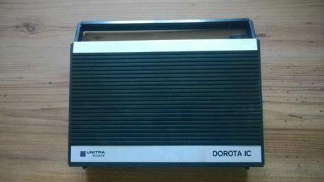 Radio Dorota IC  Unitra Rzeszów radio prl