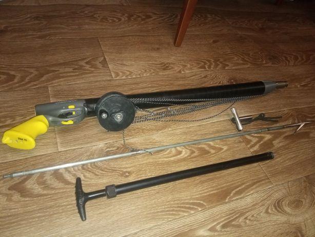 Продам подводное ружье Cressi Sub SL 70 полный комплект
