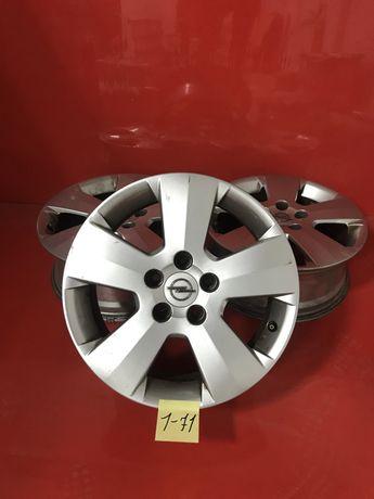 Легкосплавні диски  R16 5x110 ET41 Alfa Romeo