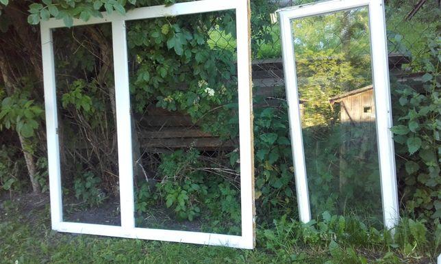 Okno plastikowe 150 x 150