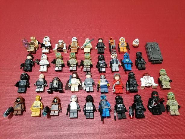 Lego 107 Minifiguras Star Wars.