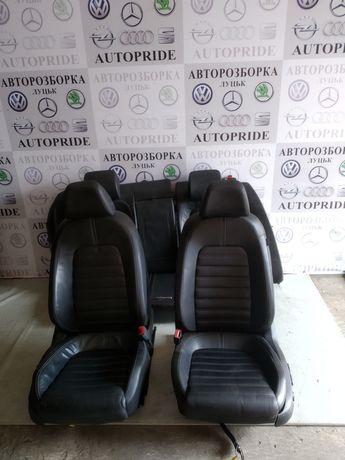Сидіння сидушки салон Фольксваген Пассат passat СС Volkswagen CC b6 b7