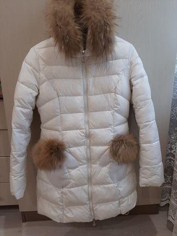 Пуховик куртка для девочки