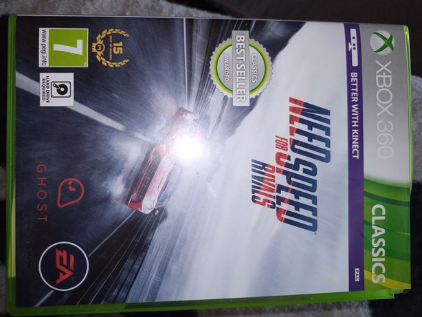 Need for speed Rivals x-box 360