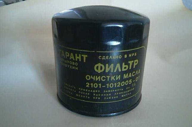 Масляный фильтр Ваз 2101