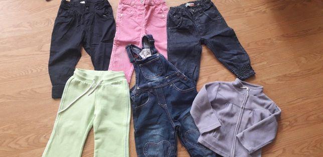 Spodnie polar 80-86