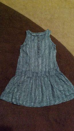 Платье girl2girl на 4-5 лет,рост 110 см