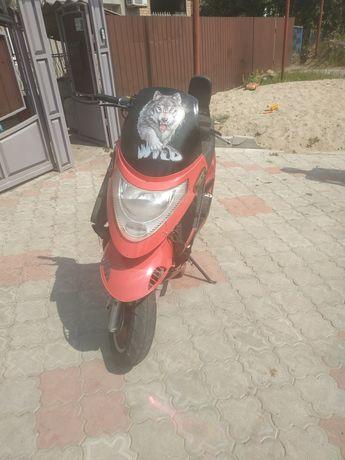 Продам скутер в нормальном состоянии