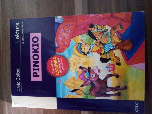 Książka Pinokio
