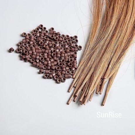 Włosy na Keratynę / ringi -Włosy naturalne, słowiańskie 30 cm - 110 cm