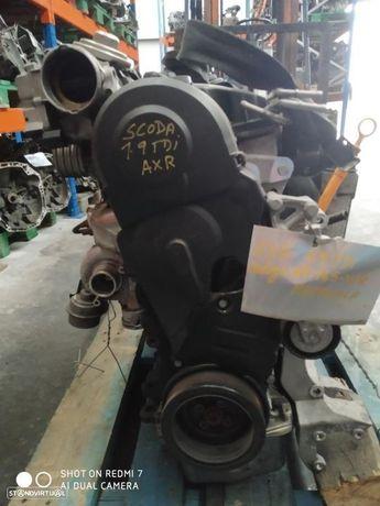 Motor Vag Vw 1.9tdi AXR
