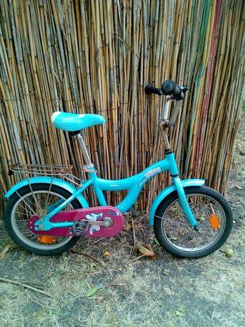 Велосипед с Европьі,алюминиевая рама.