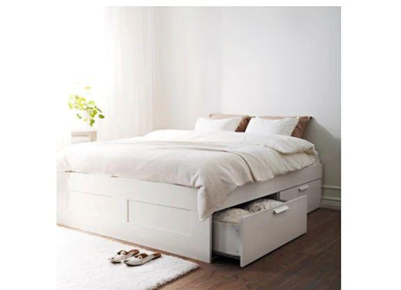 Vendo cama completa BRIMNES