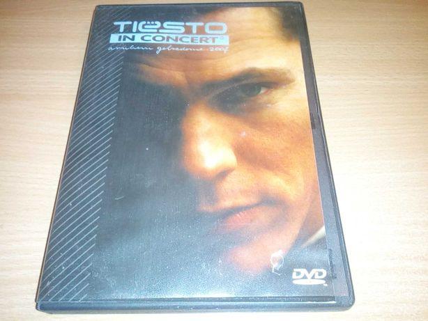 DVD Tiesto in concert