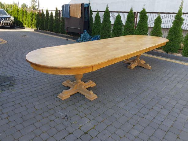 Stół z drewna dębowego 100%