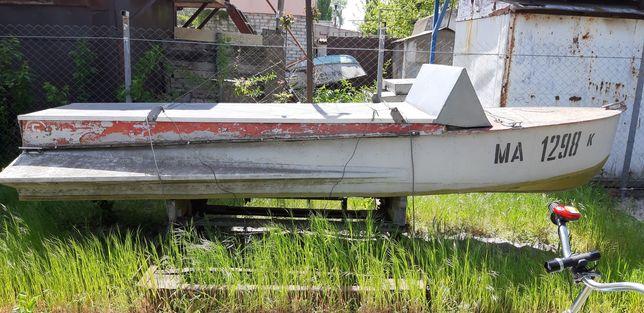 Лодка Южанка с причалом, продажа.Обмен