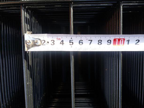 Panel ogrodzeniowy h 123 fi 5 mm ocynk plus kolor
