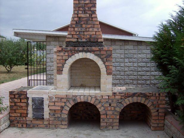 печі та каміни