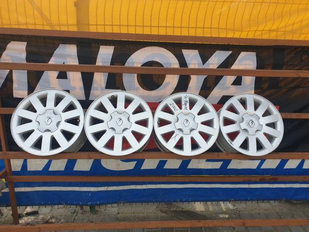Оригинальные диски Renault Laguna Scenic Megan 5/108 R16 6,5J ET50