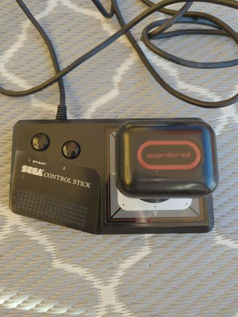 Sega Control Stick para Master System / Mega Drive