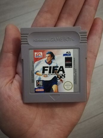 FIFA Road to World Cup 98 / Gameboy