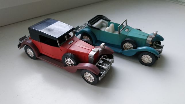 Ретро автомобили СССР 1:43 модели