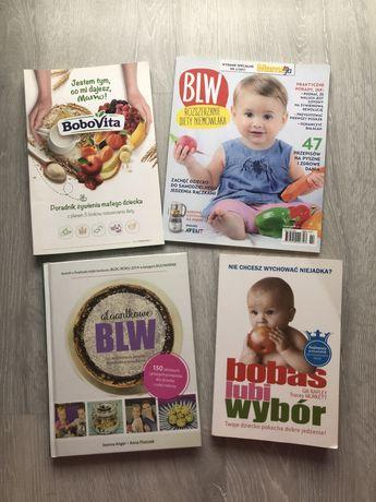 BLW, Bobas lubi wybór, Zawitkowski, 3 książki