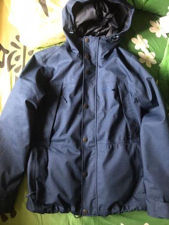 Куртка Jack Wolfskin (3 в 1, с родным подкладом), как The North Face