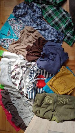Mega paka ubrań