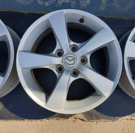 Goauto оригинальные диски Mazda 5/114.3 r16 et52.5 6.5j dia67.1 в идеа