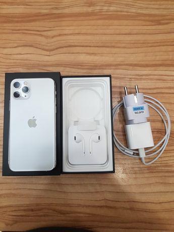 Apple iPhone 11 Pro 64 Gb White. Цена 60 000 ₽