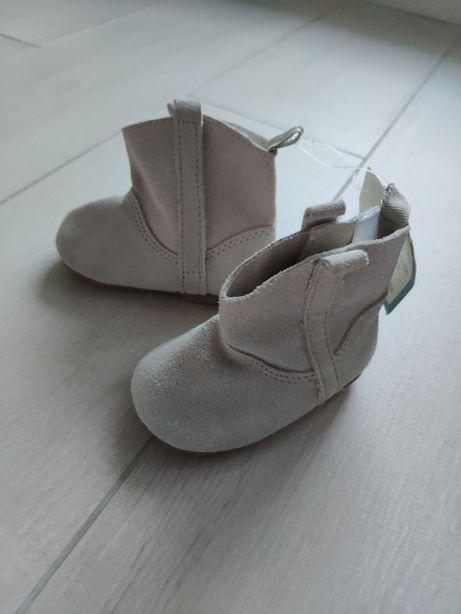 Nowe buciki gap