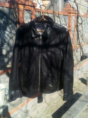 Кожанная курточка
