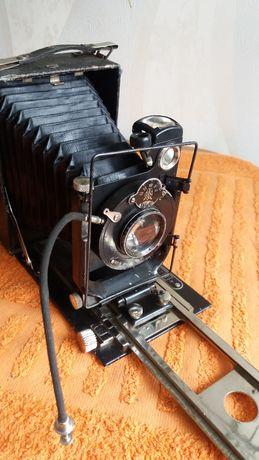 Фотоаппарат, антиквариат, фотокор-1, СССР