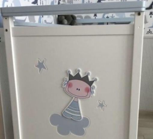 Детская кроватка Micuna Petit Prince в отличном состоянии