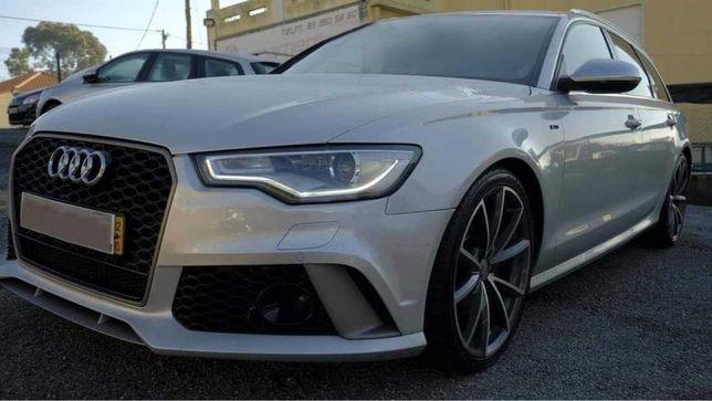 Audi A6 Avant 2.0TDI S-line pack RS