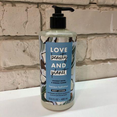 Лосьон для тела Love Beauty and Planet с кокосом и мимозой (Vegan)
