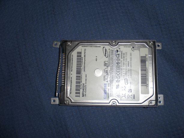 жесткий диск для ноутбука mini Ide 2,5