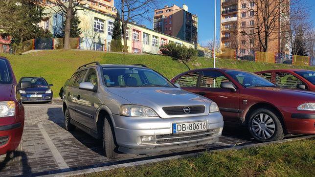 Opel Astra G Kombi, diesel 1.7