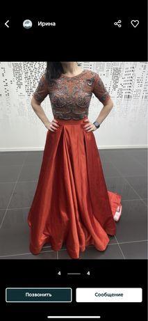 Вечірня сукня Crystal design