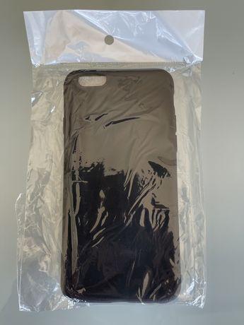 Capa silicone iPhone 6/6S NOVA!