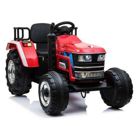 Traktor na akumulator samochód +2x45W + LED + Mini JACK +MAx 40KG