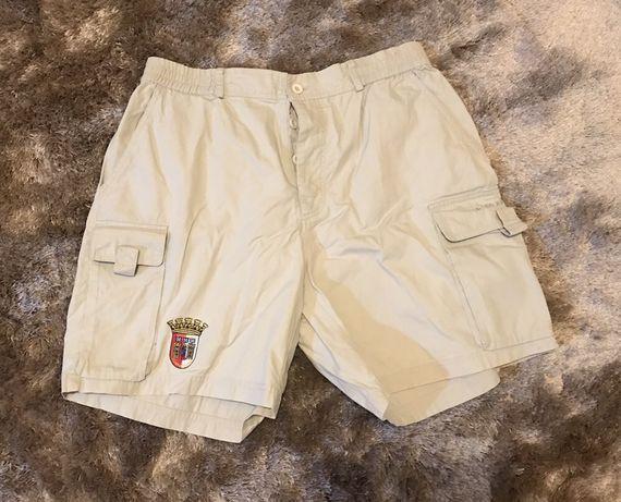 Calções de passeio do SC Braga ano 1998 Umbro