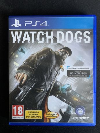 Watch Dogs PS4 PL