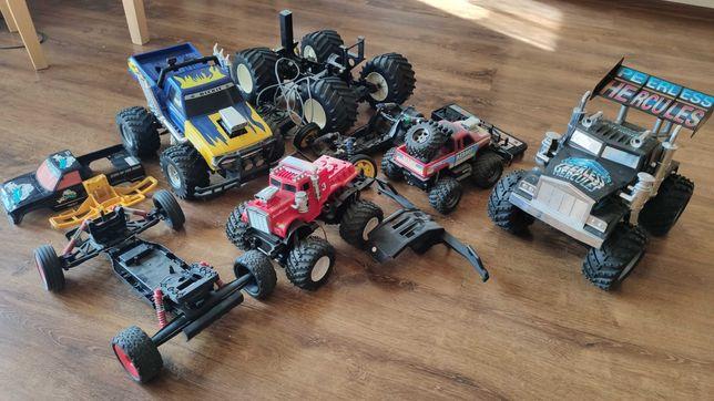 Modele elektryczne, zabawki elektryczne - zestaw