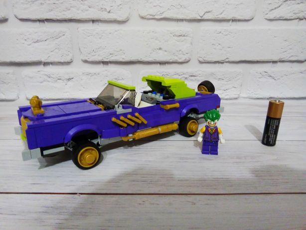 Машина Joker Lego оригинал с фигуркой