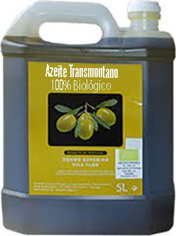Vende-se azeite Biológico (Transmontano)