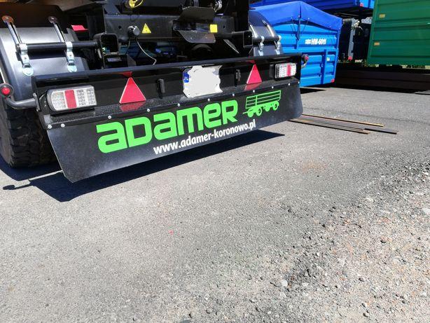Zderzak do przyczep rolniczych www adamer-koronowo.pl HW 6011 THK